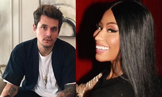 John Mayer and Nicki Minaj flirt in twitter