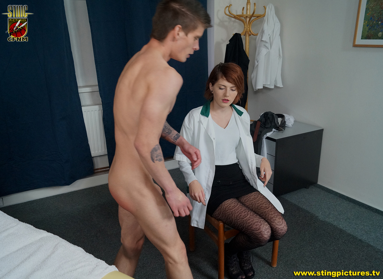 A japanese masseuse and her client 1