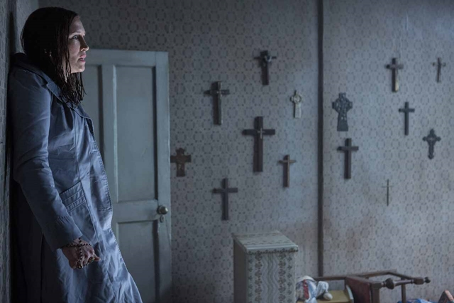 The Conjuring 2, Movie Review, Ed Warren, Lorraine Warren,  Vera Farmiga, Patrick Wilson, cerita hantu, James Wan, byrawlins,