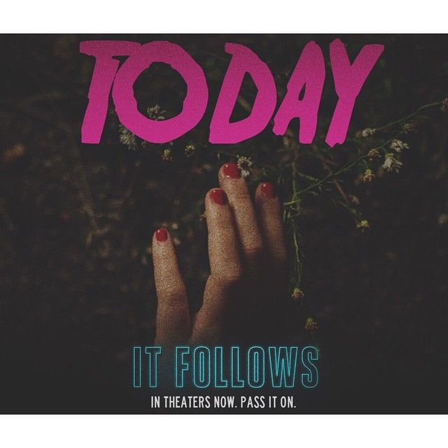It follows, David Robert Mitchell review, maika Monroe