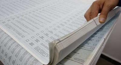 ЦИК допечатает для первого тура выборов еще 263 тыс. бюллетеней