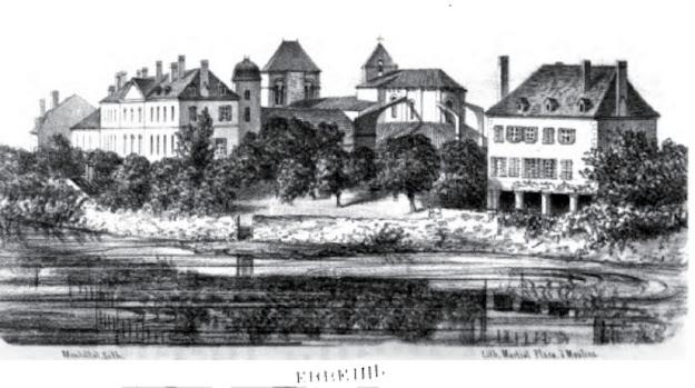 patrimoine de l'Allier Ebreuil
