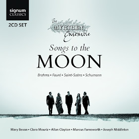 Myrthen Ensemble - Songs to the Moon