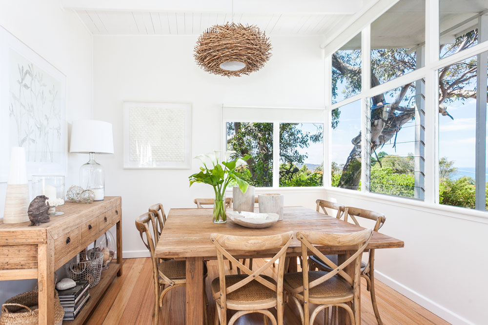 Coastal Style: My Beach House - Dining Room