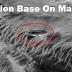 Căn cứ bí mật khổng lồ người ngoài hành tinh trên vách núi sao Hỏa