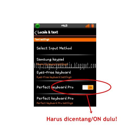 Membuat autotext blackberry di android menggunakan perfect for Input keyword disini perbaris ya
