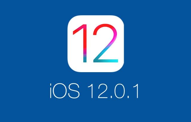 Apple lanza oficialmente iOS 12.0.1 para todos los usuarios