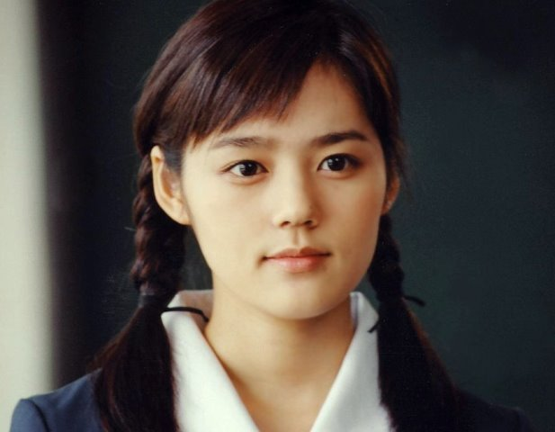 Model Rambut Kepang Ala Han Ga In