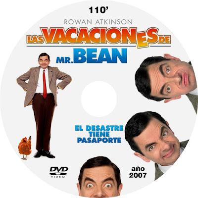 Las vacaciones de Mr. Bean - [2007]