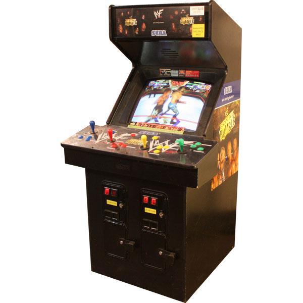 Bisnis Video Games Ding Dong Arcade