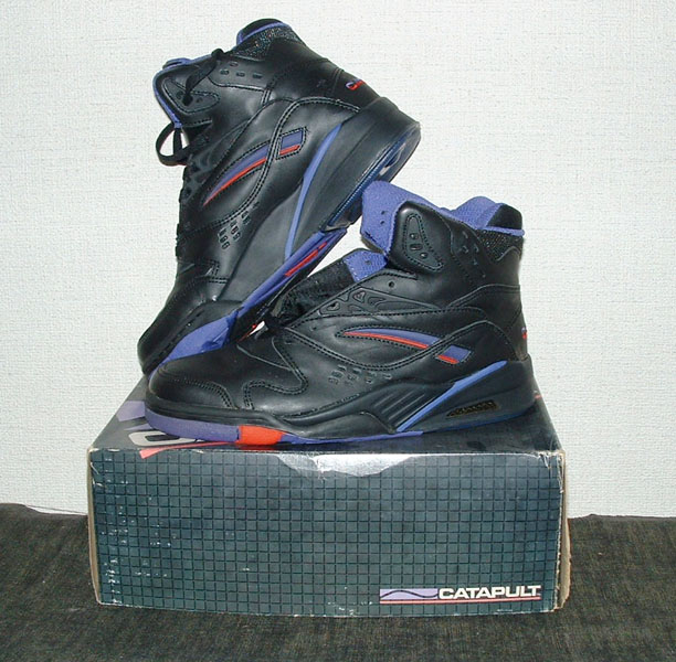 La Gear Catapult Basketball Shoes