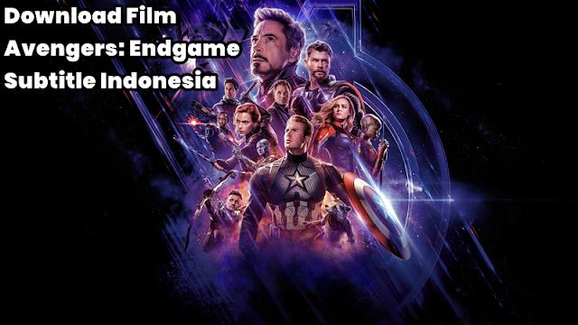 Download Film Avengers Endgame