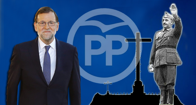 El Gobierno del PP no sacará a Franco del Valle de los Caídos