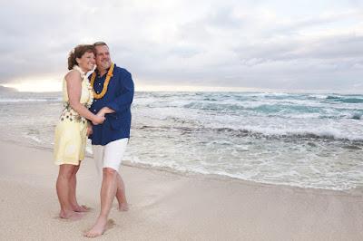 Happy in Hawaii