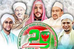 Hadirilah Milad FPI Ke-20 Bersama Ulama, Habaib Dan Syeikh Barokat Dari Palestina