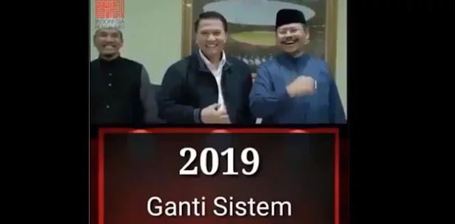 Terkait Video 'Ganti Sistem', Mardani dan Jubir HTI Dipolisikan