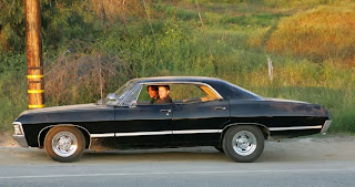 What car is on Supernatural TV show? Chevy Impala