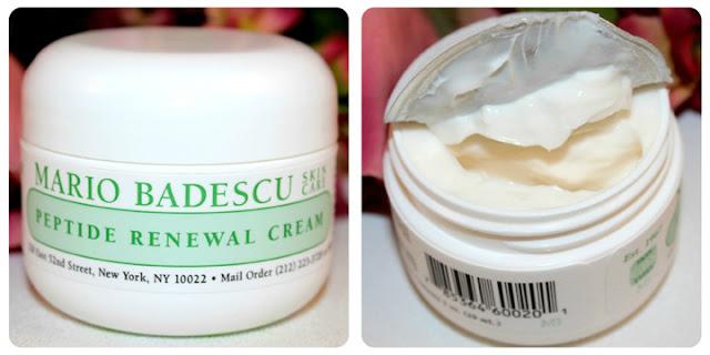 Mario Badesu Peptide Renewal Cream