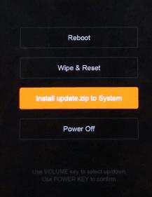 Cara Flash Xiaomi Redmi Note Prime
