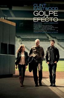 Película Golpe de efecto, de Clint Eastwood - Cine de Escritor