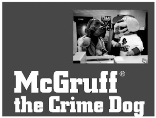 Image: Free McGruff the Crime Dog DVD