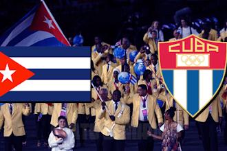 Parada das Nações: Cuba