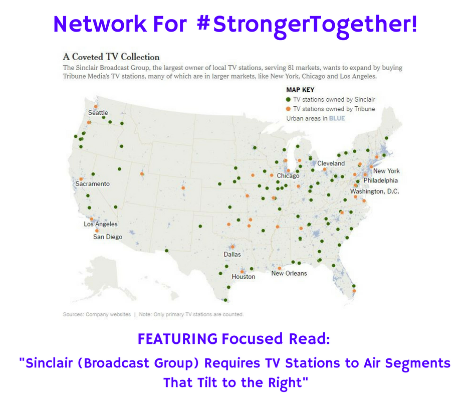Network For #StrongerTogether: #StrongerTogether !