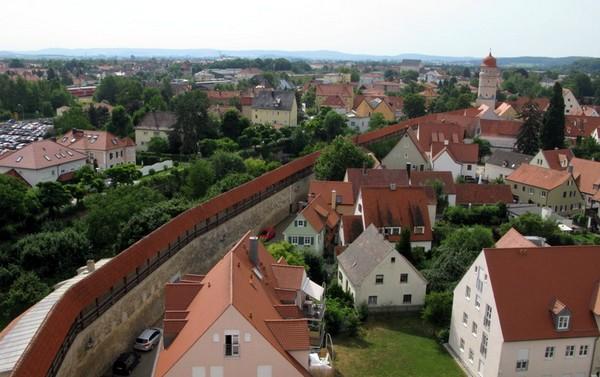 Muralla de Nördlingen (Nördlingen, Alemania)