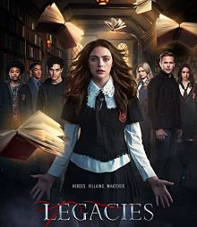 Sinopsis pemain genre Serial Legacies (2018-)