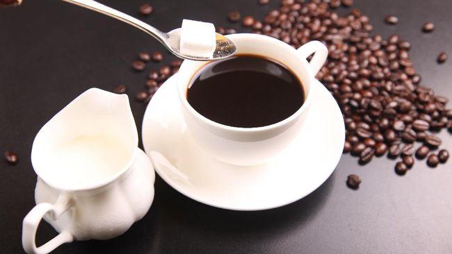Kopi Sebaiknya Diminum Tanpa Gula