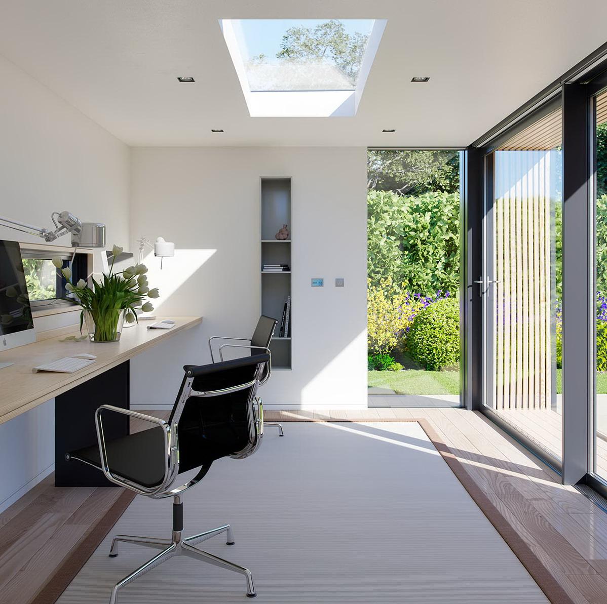 Desain Rumah Minimalis Modern Kemewahan Sederhana