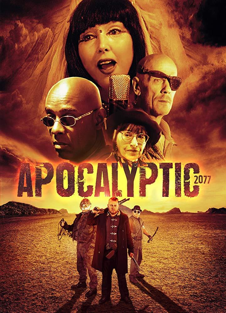 Apocalyptic 2077 2019 English 700MB HDRip ESubs Download