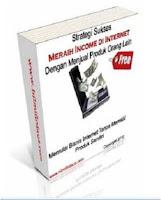 E-book Gratis Meraih income di Internet Dengan Menjual Produk Orang Lain