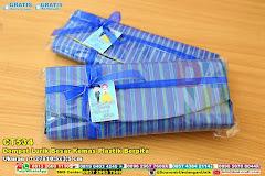 Dompet Lurik Besar Kemas Plastik Berpita