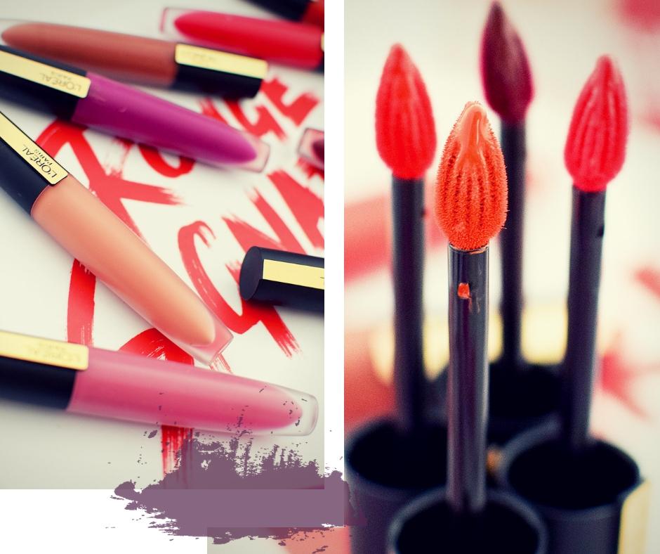 was können die neuen Rouge Signature Lippenstifte von L'Oréal Paris?