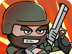 Download Doodle Army 2 : Mini Militia APK V3.0.86 MOD (Unlock Pro PACk) Terbaru