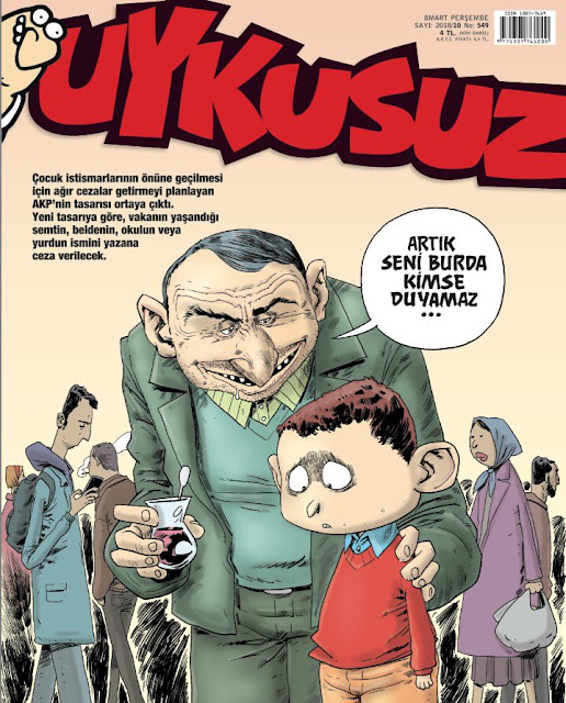 uykusuz 8 march 2018 cover