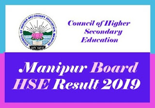 COHSEM Result 2019, 12th Result 2019 Manipur, Manipur 12th Results 2019, COHSEM Class 12th Result 2019