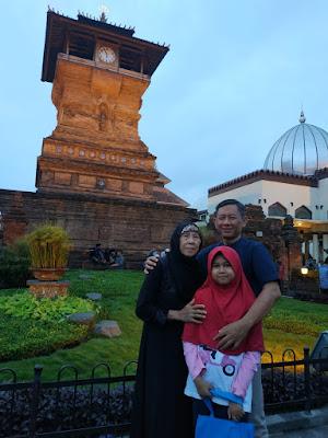 cara menuju masjid sunan kudus
