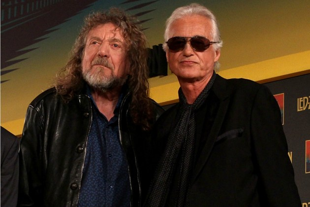 JIMMY PAGE,ROBERT PLANT,LED ZEPPELIN