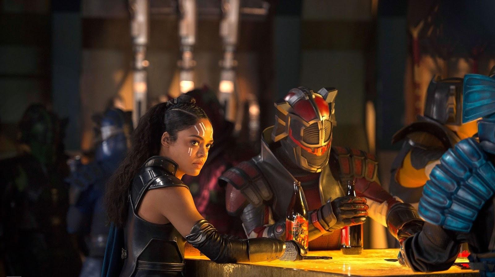 Thor: Ragnarok - Valquíria| Um marco eletrizante e cômico na história do heroi