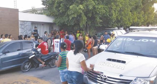 Dia de tensão em Sobral termina com 87 detidos