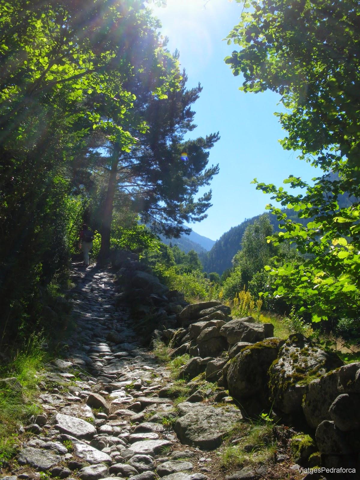 Vall del Madriu, Andorra, trekking, senderisme, Patrimoni de la Humanitat