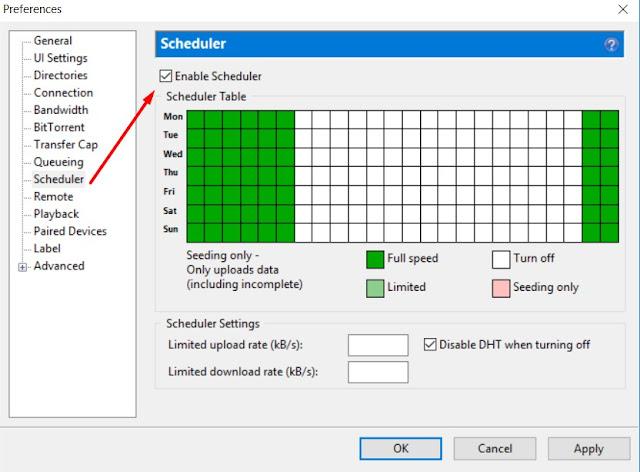 utorrent-enable-scheduler