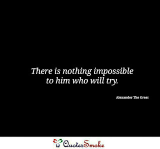 Inspirational Quote by Alexander The Great