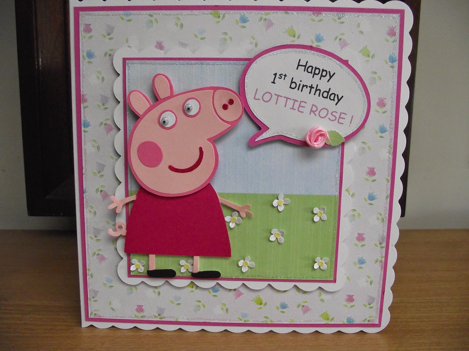 Jiminy Japes Peppa Pig For Lottie Rose