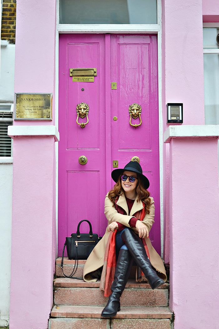 History in high heels a colorful tour of notting hill for House notting hill