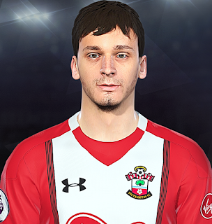 PES 2018 Faces Manolo Gabbiadini by Prince Hamiz