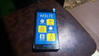 Tecno W3 LTE Stock ROM/Firmware Download