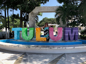 Tulum, travel guide, what to do in Tulum, Tulum sign, Jamie Allison Sanders, The Beauty of Life
